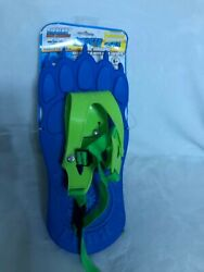 Airhead Snow Products MONSTA TRAX Kids Snowshoes Bigfoot Monster Footprints NEW $20.00