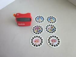 View Master with 2 Reels each of Chicken Little Strawberry Shortcake and Beauty $24.95
