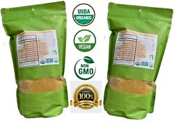 2lbs 32 OZs Organic Turmeric Root Powder with certificate. FREE SHIPPING $13.75