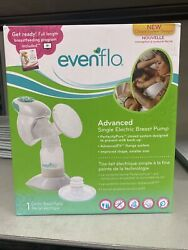 Evenflo Advanced Single Elecrtric Breast Pump for Occasional Missed Feeding 3045 $19.99