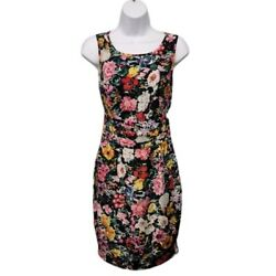 Yumi Kim Pearl Floral cocktail dress Back out knee length Size XS $60.00