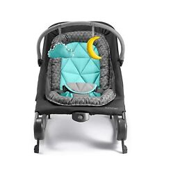 Baby Bouncer amp; Baby Rocker with Soothing Vibrations Removable Toys amp; Compact Fo $89.99