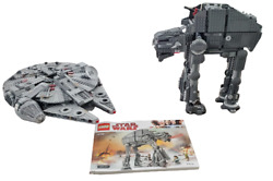 Lego ATM6 used and Millennium Falcon Used $200.00