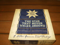 The Star That Never Walks Around 2002 Native American Tarot Cards amp; Book Set $30.00