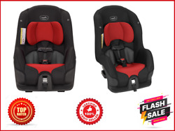 Evenflo Tribute LX Convertible Rear Facing Car Seat Red $66.09