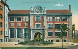 NEW HAVEN CT – Yale University Lampson Lyceum $7.87