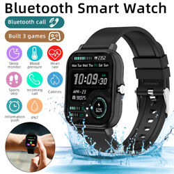 Touch Smart Watch Bluetooth Women Men Bracelet For iPhone Android IOS Waterproof $30.99
