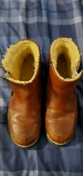 Womens Size 8 Ugg Brown Boots $95.00