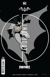 Batman Fortnite Zeropoint #1 Donald Mustard Premium Variant Sealed with code nm $17.99