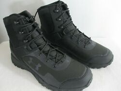 Under armour UA Valsetz RTS 1.5 Tactical Boot in Black Size 11.5 Style 3021034 $99.99