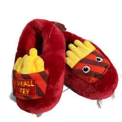 Novelty Toddler Unisex SMALL FRY SLIPPERS Sizes 5 6 * 7 8 * 9 10 * 11 12 NEW $11.99