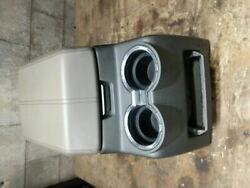 08 10 FORD F250SD Console Front Floor With Armrest Crew Cab $750.00