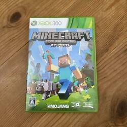 Minecraft For Xbox360 From JAPAN $67.95