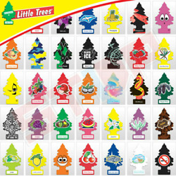 Little Trees Air Freshener Car Home Office Air Freshener Pick your Scent 2 Pack $1.99