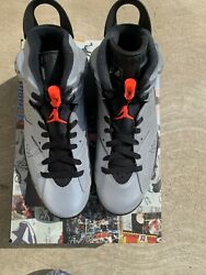 Jordan Retro 6 'Reflections of a Champion' Size 8.5 NEW IN BOX $280.00