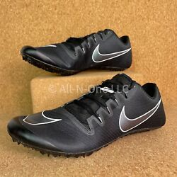 Nike Zoom Ja Fly 3 Track Spikes Black Men#x27;s Shoes Sneakers 865633 002 All Sizes $55.99