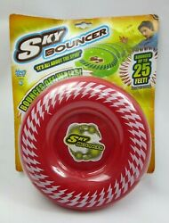 Sky Bouncer 71378 by Maui Toys Red New Factory Sealed Red Ages 6 $49.87
