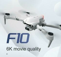 6K Drone HD Dual Camera With GPS 5G Wifi Wide Angle FPV Real time 2021 New Drone $99.99