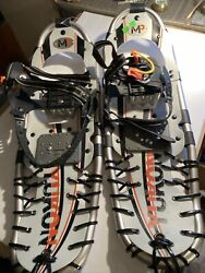 MP Mountain profile snowshoes With Carry Bag $76.00
