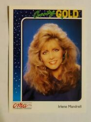 1992 Sterling Cards CMA Country Gold #16 Irlene Mandrell