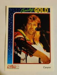 1992 Sterling Cards CMA Country Gold #73 Canyon