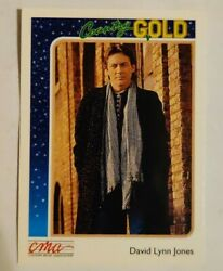 1992 Sterling Cards CMA Country Gold #99 David Lynn Jones