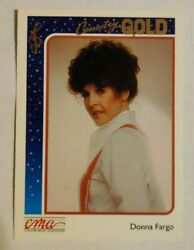 1992 Sterling Cards CMA Country Gold #59 Donna Fargo