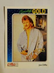 1992 Sterling Cards CMA Country Gold #6 Joe Diffie