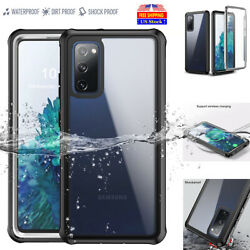 For Samsung Galaxy S20 FE 5G Case Waterproof Shockproof Armor Underwater Cover $15.95