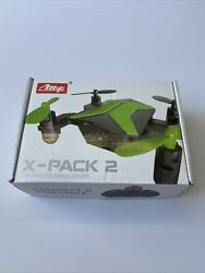 RC DRONE ATTOP 2.4 Mini Foldable X Pack 2 $2 Shipping FUN TOY 360 Flip $19.00