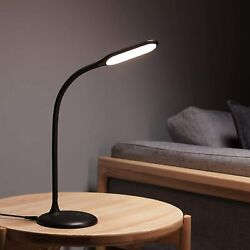 Cordless Lamp Battery Operated Gladle LED Desk Lamp Rechargeable Dimmable Black $48.15