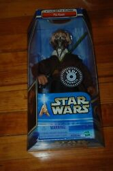 Plo Koon 12quot; Star Wars Attack of the Clones New 1 6 Scale MIB $114.99