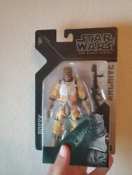 Hasbro Star Wars The Black Series Archive Bossk Action Hasbro $50.00
