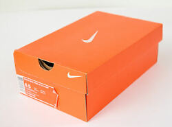 Nike Orange Shoe Box Empty Replacement