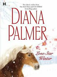 Lone Star Winter : The Winter Soldier Cattleman#x27;s Pride Hardcover $5.39