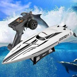 UDI RC Racing Boat Brushless High Speed Electronic Remote Control Boat Adult Kid $169.98