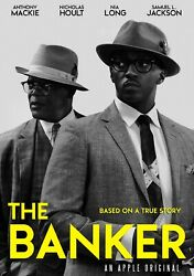 The Banker DVD Brand New with Free Shipping Samuel L. Jackson $16.99