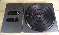 PlayStation DJ Hero Turntable Controller for PS2 PS3 Table Only $17.99
