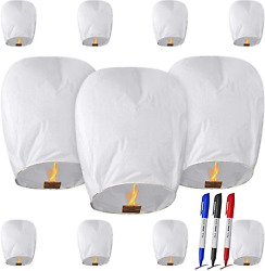 Paper Lanterns 11 Pack Chinese Lanterns for Weddings Birthday Festivals Party $20.45