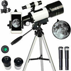 Pro Astronomical Telescope Night Vision For Space Star Moon HD Viewing Kids Gift $40.59