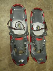 Atlas model 825 snow shoes red used $39.99