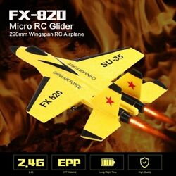 Remote Control Outdoor RC Plane toy 2.4G Glider RC drone Hand Throwing Airplane $49.16