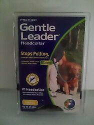 PREMIER DOG GENTLE LEADER COLLAR STOPS PULLING SZ. SMALL UP TO 25 LBS. $5.00