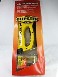 clipster pro stapling system for residential amp; commercial wiring