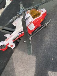 Tonka Helicopter Sea Rescue 2003 and Winch Don't Know If Electric Working Vgc GBP 11.79