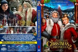Christmas Chronicles Part lt;Twogt; DVD Brand New amp; Sealed Kurt Russell *Free Ship $13.99