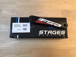 Stages Cycling Gen 2 Power Meter FSA Energy 165mm Length Mega Exo BB $160.00