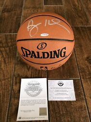 Anfernee PENNY Hardaway signed Authentic Spalding Official Game Basketball UDA $549.99
