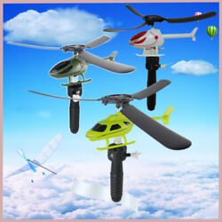 New Educational Toy Helicopter Outdoor Toy Gift free shipping kids toys child $3.89