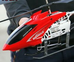 Super Large helicopter remote control toy drone model UAV outdoor fly model $85.50